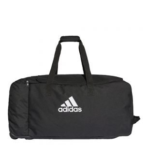 Adidas Football Tiro Wheeled Duffeltas XL black Trolley Weekendtas
