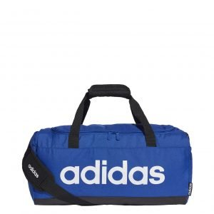 Adidas Training Linear Logo Duffle Bag S royal blue