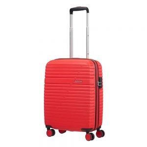 American Tourister Aero Racer Spinner 55 poppy red Harde Koffer