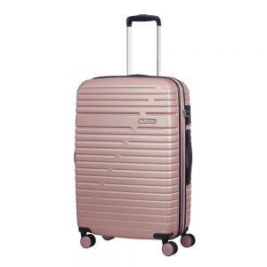American Tourister Aero Racer Spinner 68 Expandable rose pink Harde Koffer