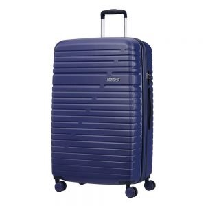 American Tourister Aero Racer Spinner 79 Expandable nocturne blue Harde Koffer