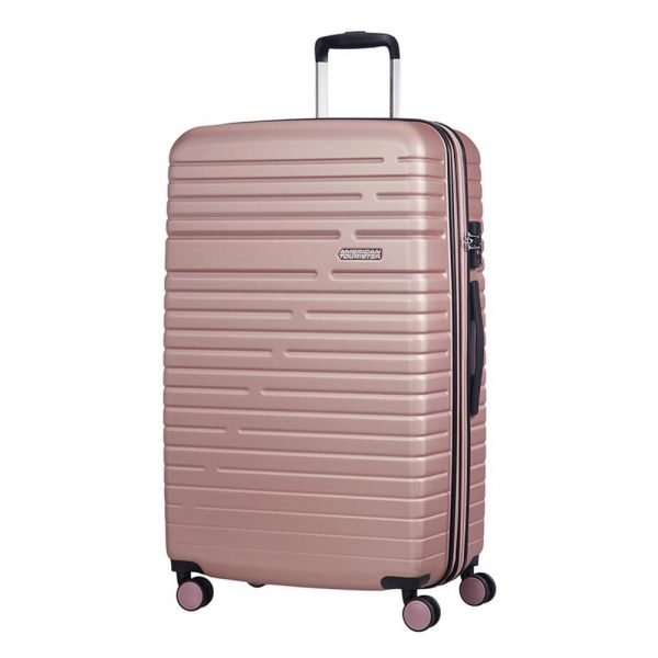 American Tourister Aero Racer Spinner 79 Expandable rose pink Harde Koffer
