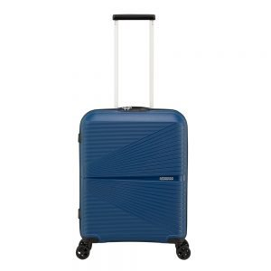 American Tourister Airconic Spinner 55 midnight navy Harde Koffer