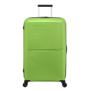 American Tourister Airconic Spinner 77 acid green Harde Koffer