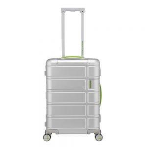 American Tourister Alumo Spinner 55 Neon lime Harde Koffer