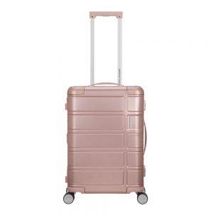 American Tourister Alumo Spinner 55 rose Harde Koffer