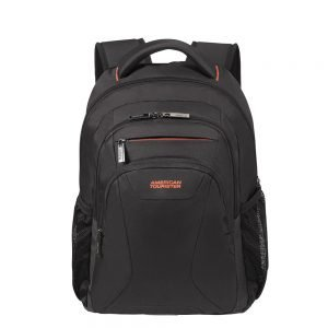 "American Tourister At Work Laptop Backpack 13.3""-14.1"" black/orange backpack"