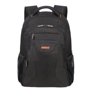 "American Tourister At Work Laptop Backpack 17.3"" black/orange backpack"
