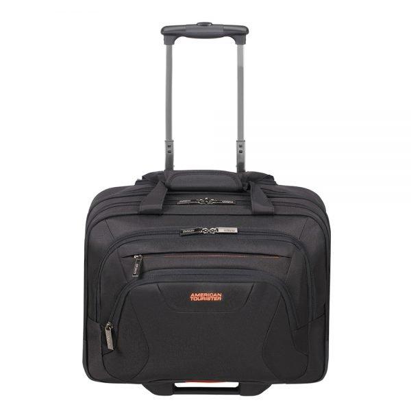 "American Tourister At Work Rolling Tote 15.6"" black/orange Handbagage koffer Trolley"