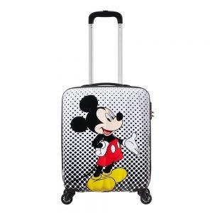 American Tourister Disney Legends Spinner 55 Alfatwist 2.0 mickey mouse polka dot Harde Koffer