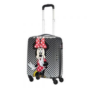 American Tourister Disney Legends Spinner 55 Alfatwist 2.0 minnie mouse polka dot Harde Koffer