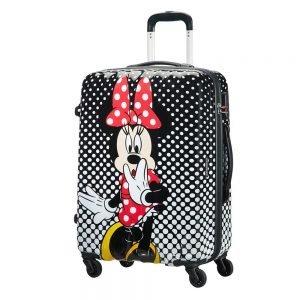 American Tourister Disney Legends Spinner 65 Alfatwist minnie mouse polka dot Harde Koffer