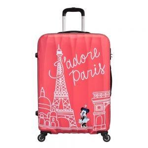 American Tourister Disney Legends Spinner 75 Alfatwist take me away minnie paris Harde Koffer