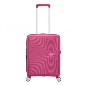 American Tourister Soundbox Spinner 55 Expandable magenta Harde Koffer
