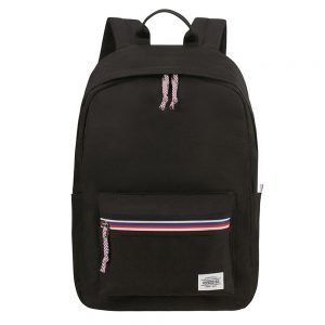 American Tourister Upbeat Backpack Zip black backpack