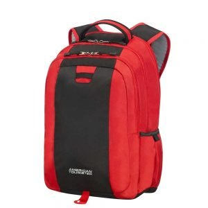 "American Tourister Urban Groove UG3 Laptop Backpack 15.6"" red backpack"