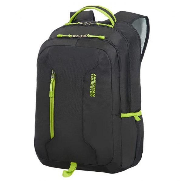 American Tourister Urban Groove UG4 Laptop Backpack 15.6'' black/lime green backpack