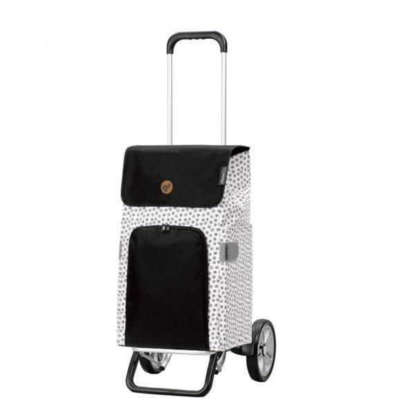 Andersen Alu Star Shopper Mara white Trolley