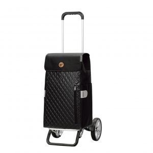 Andersen Alu Star Shopper Mari black Trolley