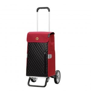 Andersen Alu Star Shopper Mari red Trolley