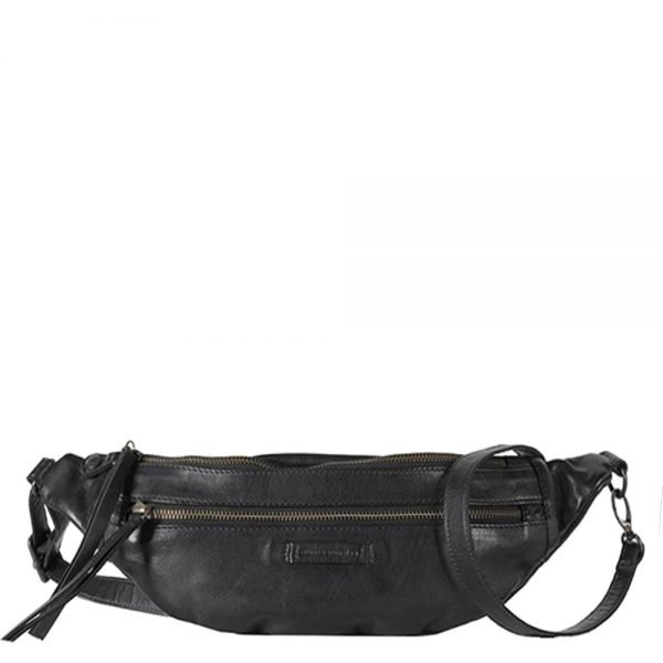 Aunts & Uncles Jamie's Orchard Banana Belt Bag jet black Damestas