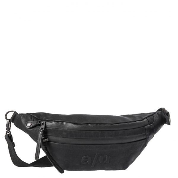 Aunts & Uncles Japan Ichikawa Belt Bag black Damestas