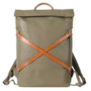 """Aunts & Uncles Japan Osaka Backpack with Notebook Compartment 15"""" fallen rock backpack"""