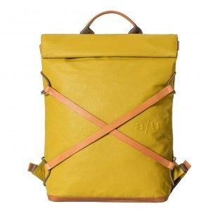 "Aunts & Uncles Japan Yokohama Backpack 13"" golden verde backpack"