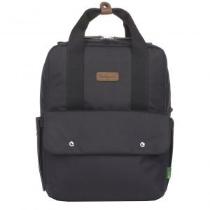 Babymel Georgi Convertible Backpack black Luiertas