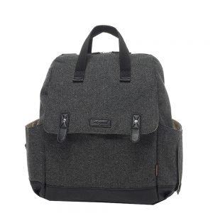 Babymel Robyn Convertible Backpack tweed Luiertas