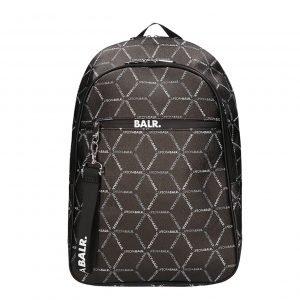 Balr. LOAB AOP Backpack black Herentas