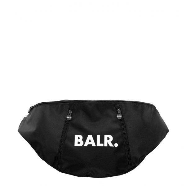 Balr. U-Series Oversized Shoulder Bag black