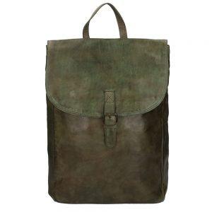 Bear Design Cow Lavato Backpack green II Damestas
