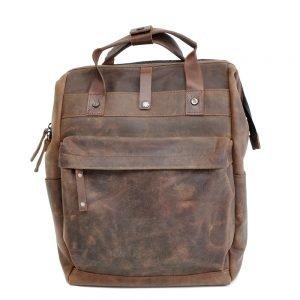 Berba Ruvido Laptop Rugzak coffee backpack