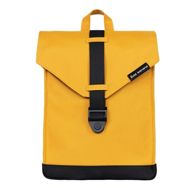 Bold Banana Original Backpack yellow raven backpack