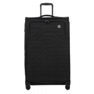 Bric's Itaca Large Expandable Trolley black Zachte koffer