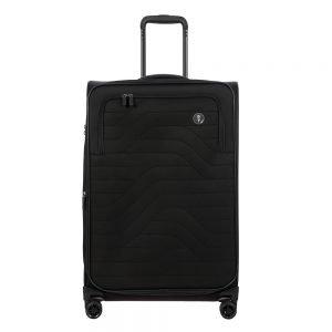 Bric's Itaca Medium Expandable Trolley black Zachte koffer