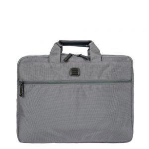 Bric's Siena Briefcase grey