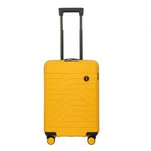 Bric's Ulisse Trolley 55 USB mango Harde Koffer