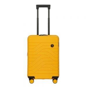 Bric's Ulisse Trolley Expandable 55 USB mango Harde Koffer