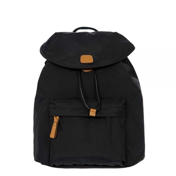 Bric's X-Travel City Backpack black Damestas