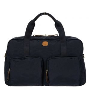 Bric's X-Travel Holdall ocean blue Weekendtas