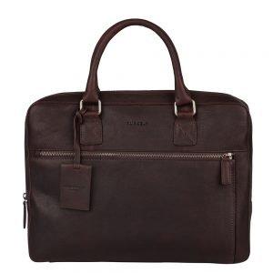 Burkely Antique Avery Laptopbag 13.3'' dark brown