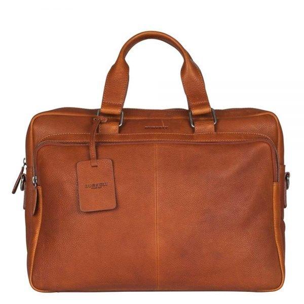 "Burkely Antique Avery Workbag 15.6"" cognac"