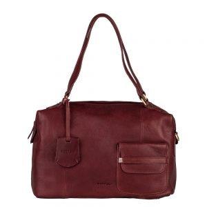 Burkely Craft Caily Handbag S rusty red Damestas
