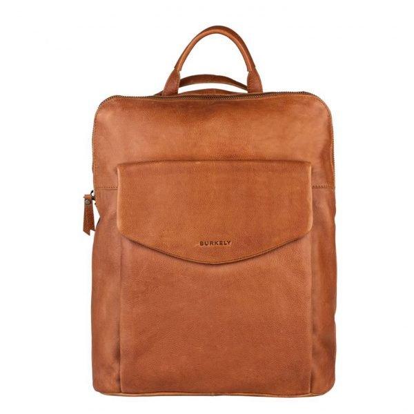Burkely Just Jackie Backpack crossover cognac backpack