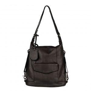 Burkely Just Jackie Backpack hobo black backpack