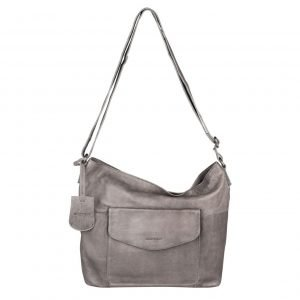 Burkely Just Jackie Crossover hobo grey