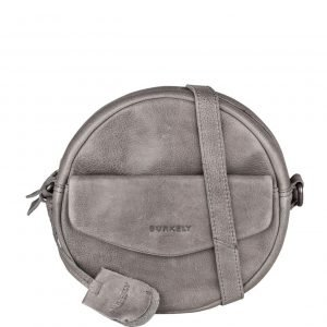 Burkely Just Jackie Crossover round grey