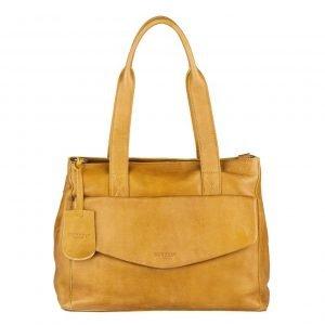 Burkely Just Jackie Handbag M yellow